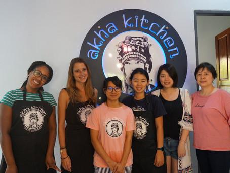Cooking class Chiang Rai
