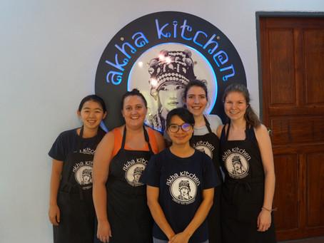 'Girl Time' Cooking Class Chiang Rai