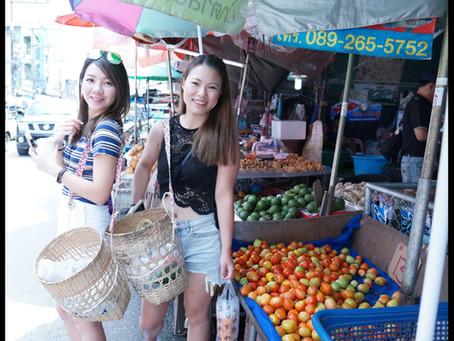 Chiang Rai's Central Market