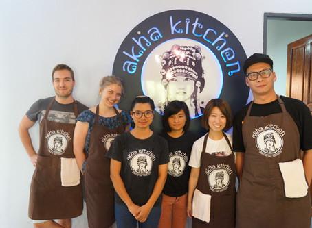 Cooking Up Thai Classics at Akha Kitchen