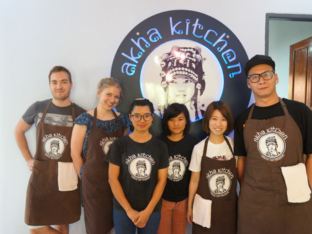 Cooking Up Thai Classics at Akha Kitchen