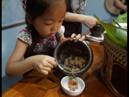 'the littlest cooks' cook!