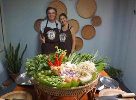 Chiang Rai Cooking Class Fun
