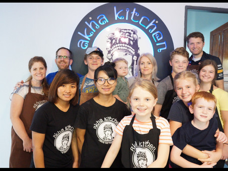 Super family from Salt Lake City, USA!