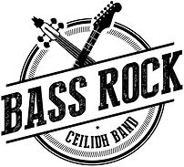The Bass Rock Ceilidh Band logo