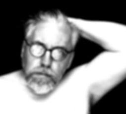 A photographic portrait of James Carney