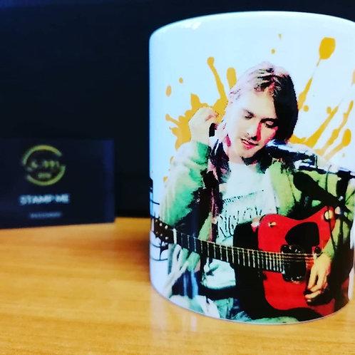 CanecaKurt Cobain