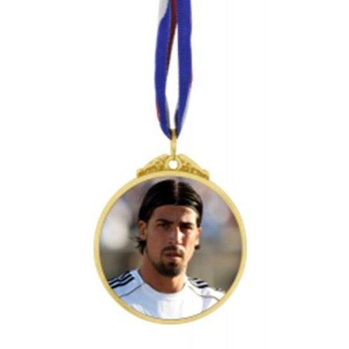 Medalhas com foto