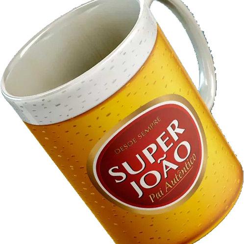 Caneca Super Namorado cerveja