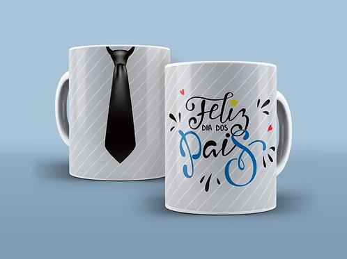 Caneca gravata