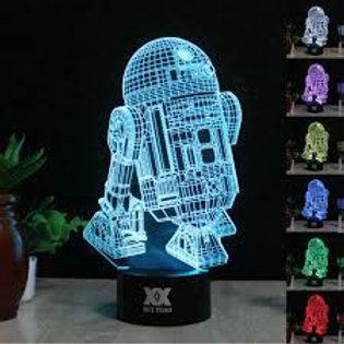 Candeeiro R2-D2