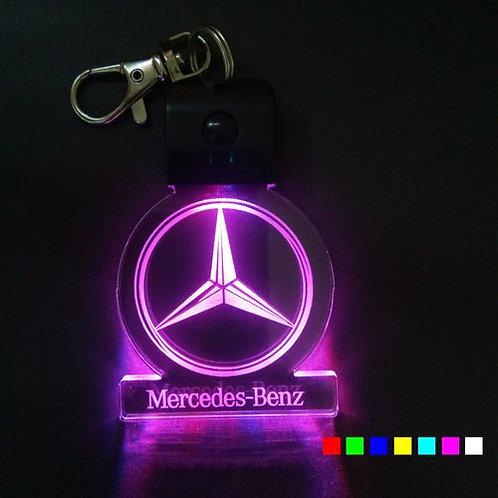 Porta chaves luminoso
