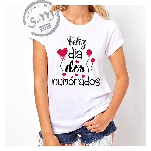 T-shirt Dia dos Namorados