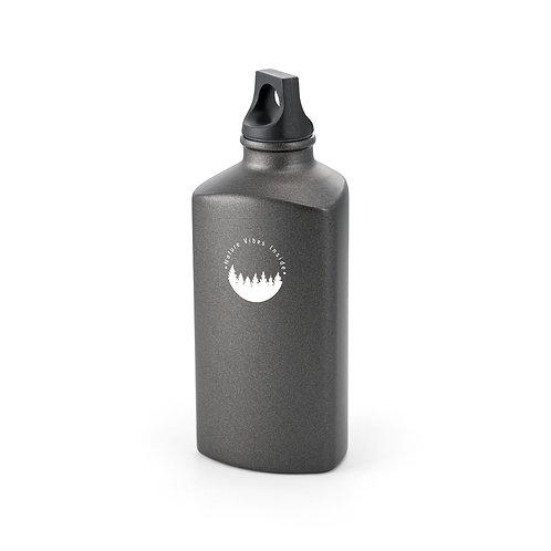 Garrafa alumínio gravação laser