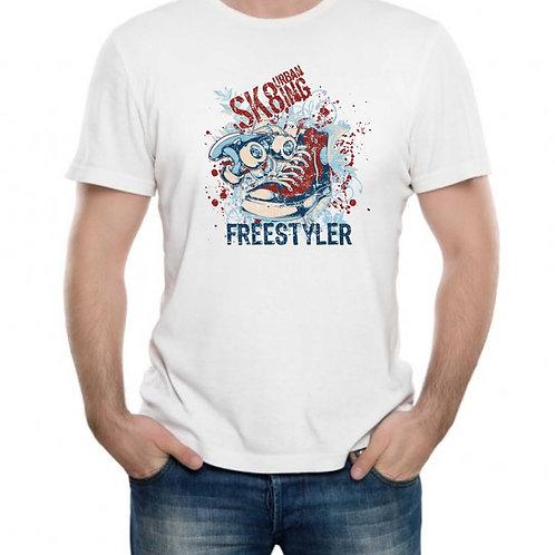 T-shirt Personalizada Sk8