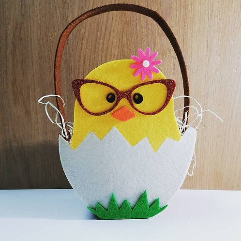 Cesto Ninho para ovos