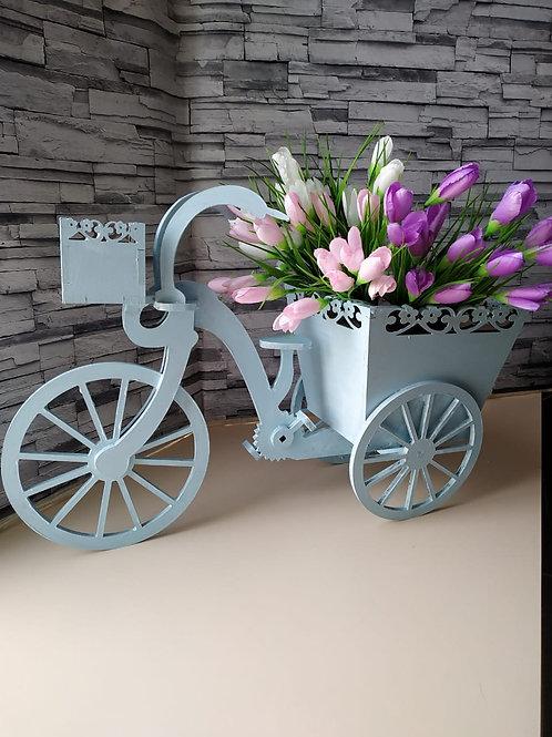 Triciclo suporte de vaso