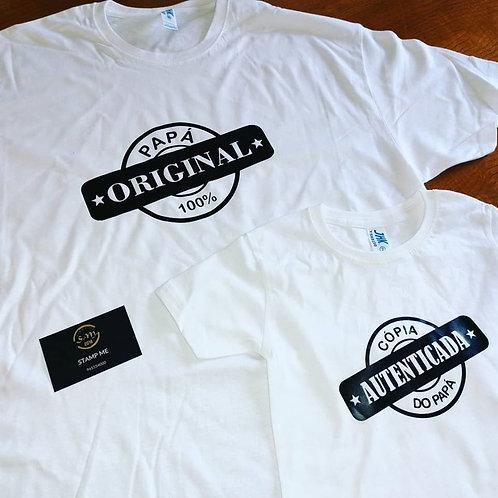 T-Shirts Original e Cópia