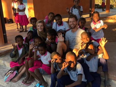 #3 - L'école de Besely et nos missions initiales auprès d'Écoles du Monde