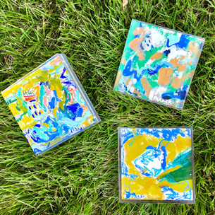 acrylic block minis