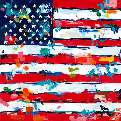Party in the USA Print