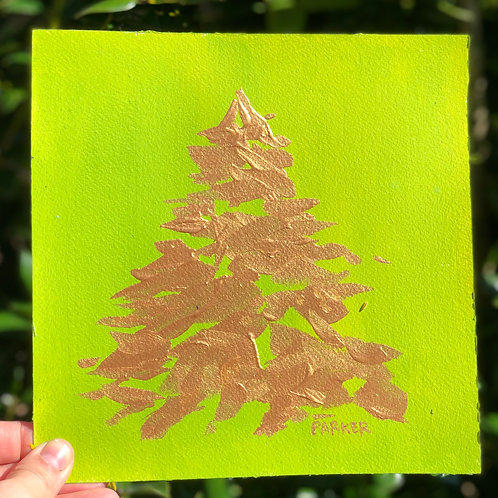 Golden Tree V - 8x8