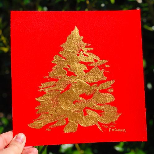 Golden Tree VII - 8x8