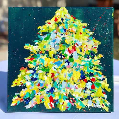 Holly Jolly Christmas - 12x12