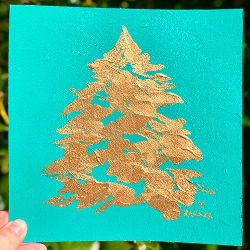 Golden Tree II - 8x8