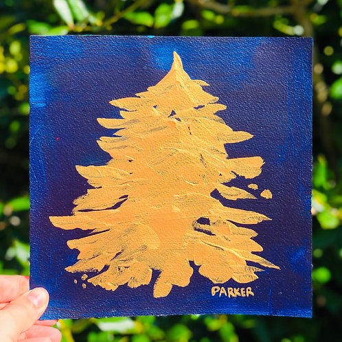 Golden Tree IV - 8x8