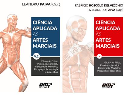 Ciência aplicada às Artes Marciais (Vol. 1 + Vol. 2)
