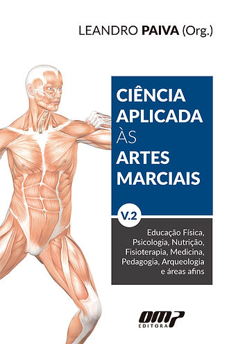 capa_Ciencia aplicada as Artes Maciais-V