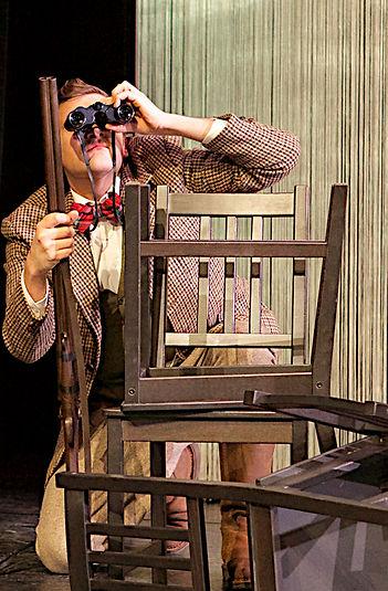 La dame blanche Produktion der Free Opera Company