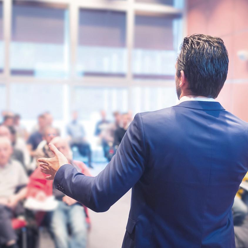 Estrategias para Hablar (frente a quien sea, también en público)