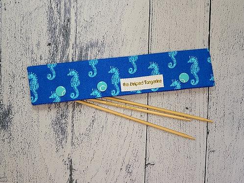 DPN Case - Blue Seahorses