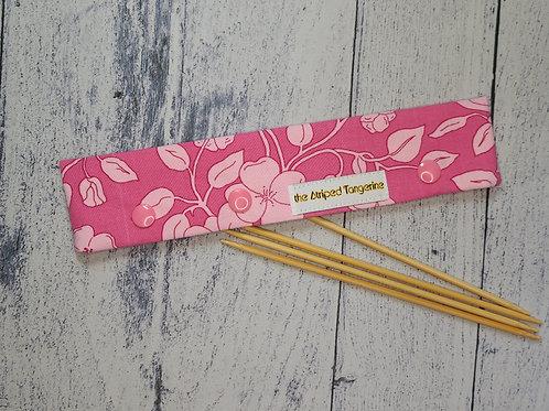 DPN Case - Pink Floral Birds