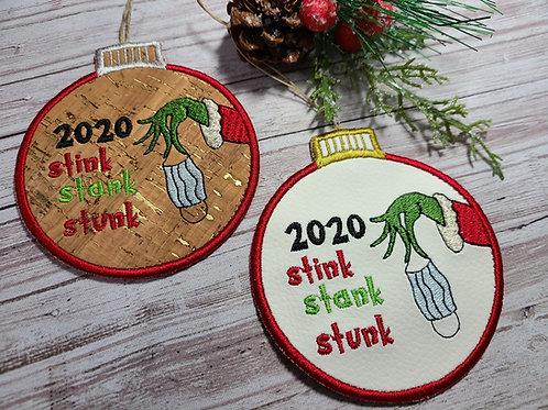Ornament - 2020 Stunk