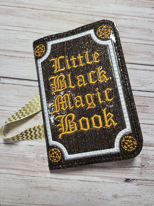 Mini Comp Cover - Black Magic