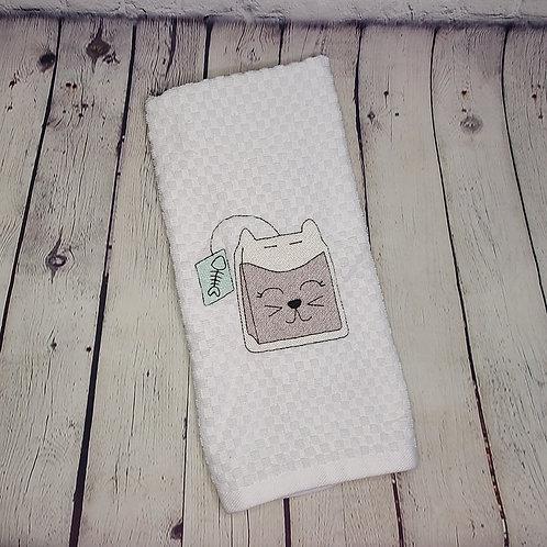 Kit-Tea Hand Towel