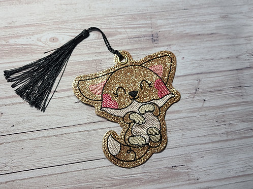 Bookmark - Sweet Fox