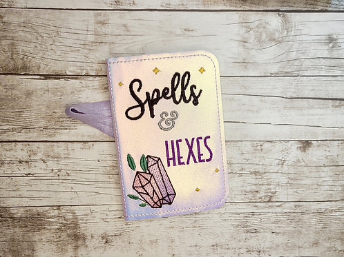 Mini Comp Cover - Spells and Hexes