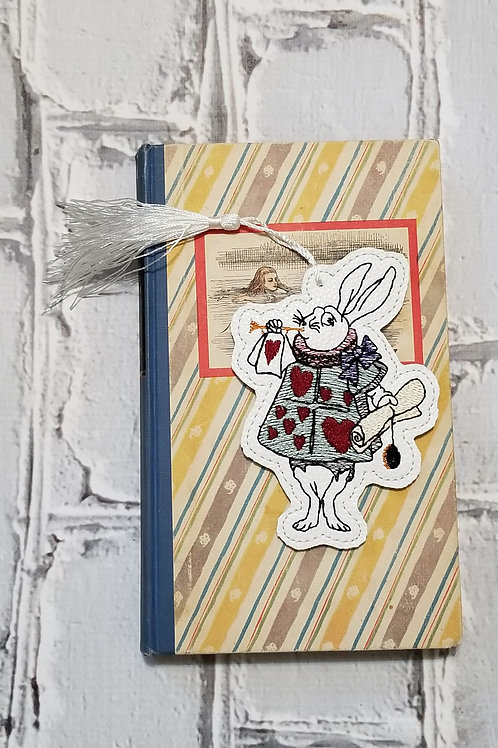 Bookmark - White Rabbit