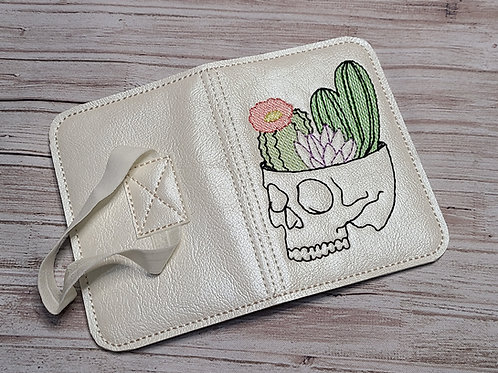 Mini Comp Cover - Skull Cacti