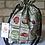 Thumbnail: Drawstring Project Bag - Garden Seeds