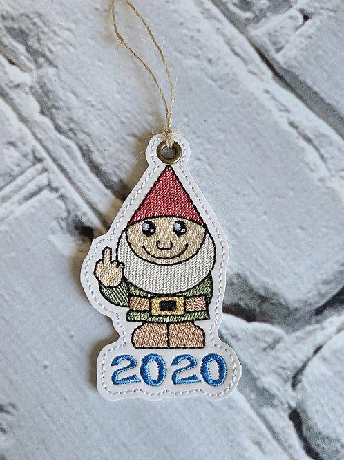 Ornament - 2020 Gnome