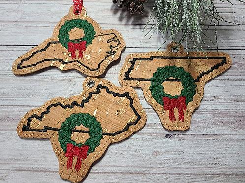 Ornament - State Wreath
