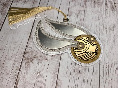 Bookmark - HP Golden Snitch