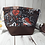 Thumbnail: Small Drawstring Project Bag - Coffee Forever