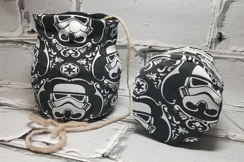 Yarn Squatcher - Storm Trooper Damask