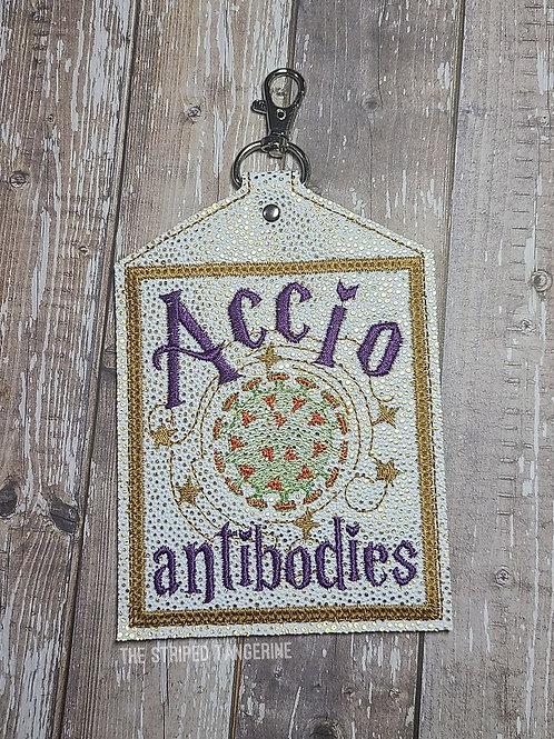 Vaccine Card Holder- Accio Antibodies